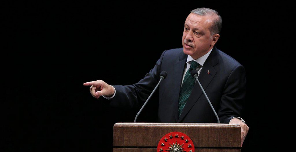 Απογοήτευση Ερντογάν για τις κοινές περιπολίες  Αμερικάνων και Κούρδων στη Συρία | Pagenews.gr