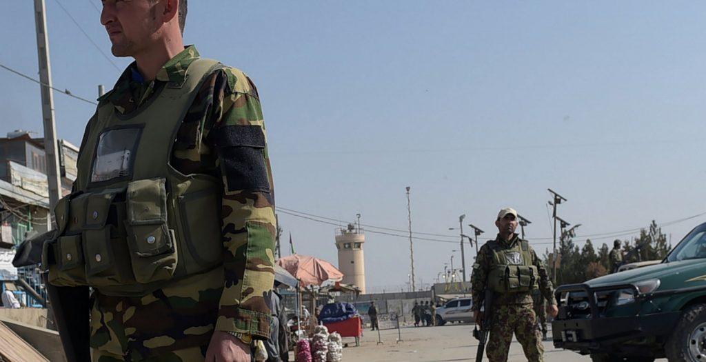 Υπουργείο Άμυνας Αφγανιστάν: Καταστράφηκαν τρία τούνελ, όπλα και πυρηνικά | Pagenews.gr