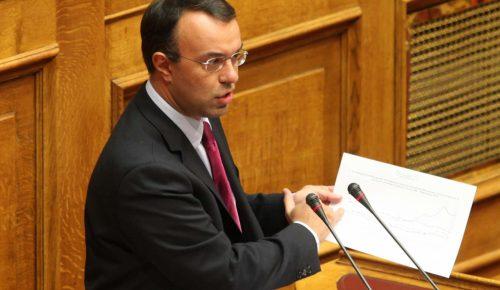 Σταϊκούρας: Ο πρωθυπουργός διακατέχεται από «πολιτική αμνησία» | Pagenews.gr