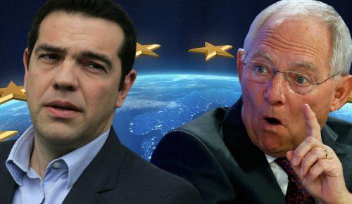 Η κυβέρνηση «πανηγυρίζει» και ο Σόιμπλε ζητεί να «ανοίξει» το ασφαλιστικό | Pagenews.gr