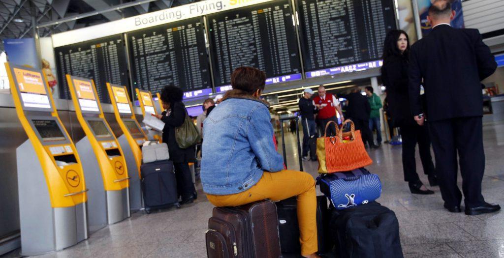 Γερμανία: Η Lufthansa ακυρώνει 1.700 πτήσεις Τρίτη και Τετάρτη   Pagenews.gr