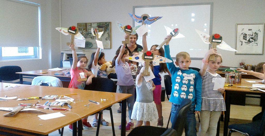 Πρόγραμμα δημιουργικής απασχόλησης για παιδιά στον Πολύγυρο | Pagenews.gr