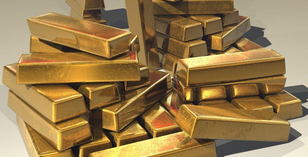 Χρυσός: Πέμπτη διαδοχική εβδομάδα κερδών   Pagenews.gr
