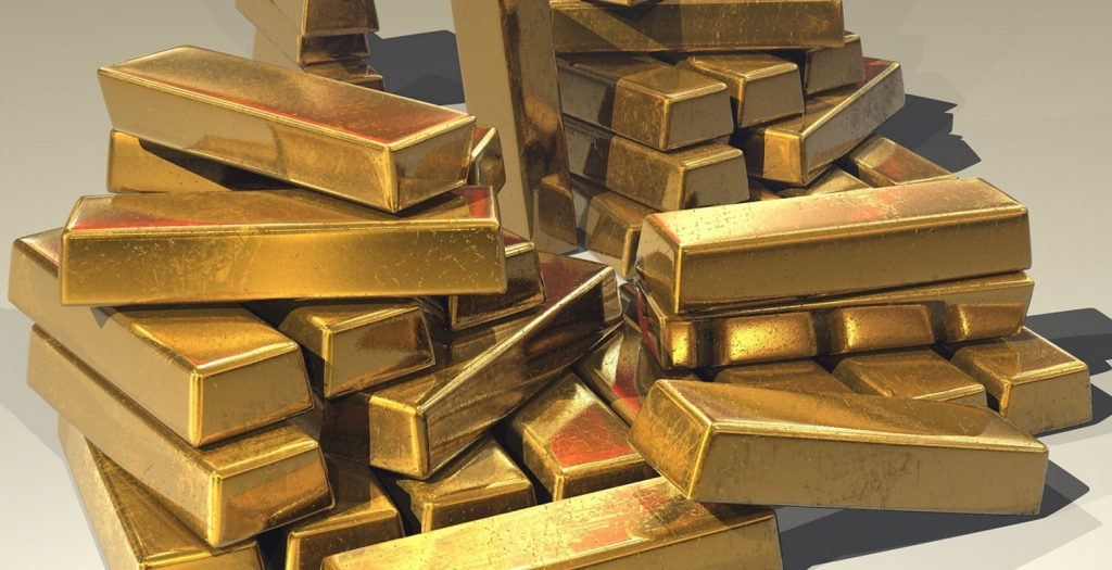 Έκλεψε… κουβά με φύλλα χρυσού αξίας 1,6 εκατ. δολαρίων! | Pagenews.gr