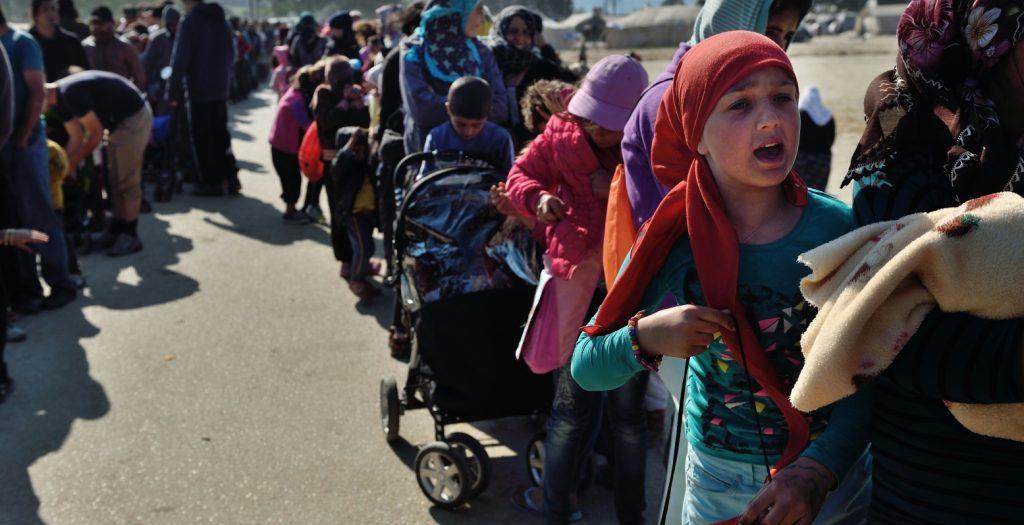 Μυτιλήνη: Αναχώρησαν 344 πρόσφυγες και μετανάστες για τον Πειραιά | Pagenews.gr