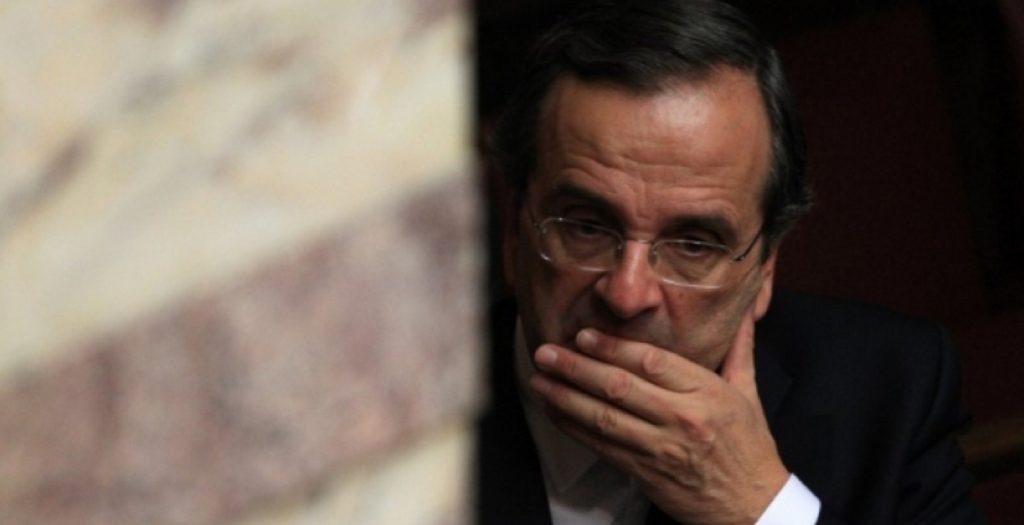 Αντώνης Σαμαράς για τον θάνατο του Στέφανου Αναγνώστου | Pagenews.gr
