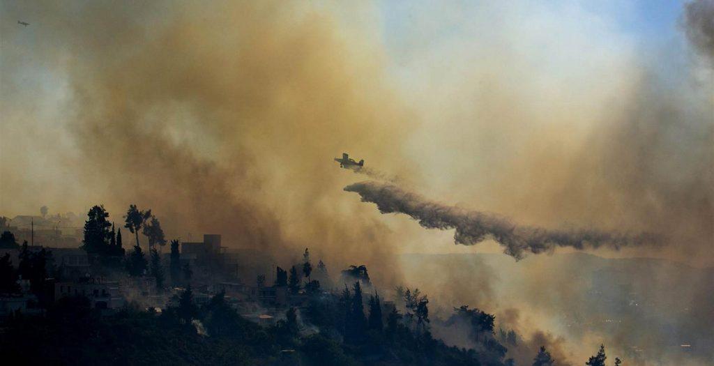 Ισραήλ: Έσβησαν όλες οι φωτιές | Pagenews.gr