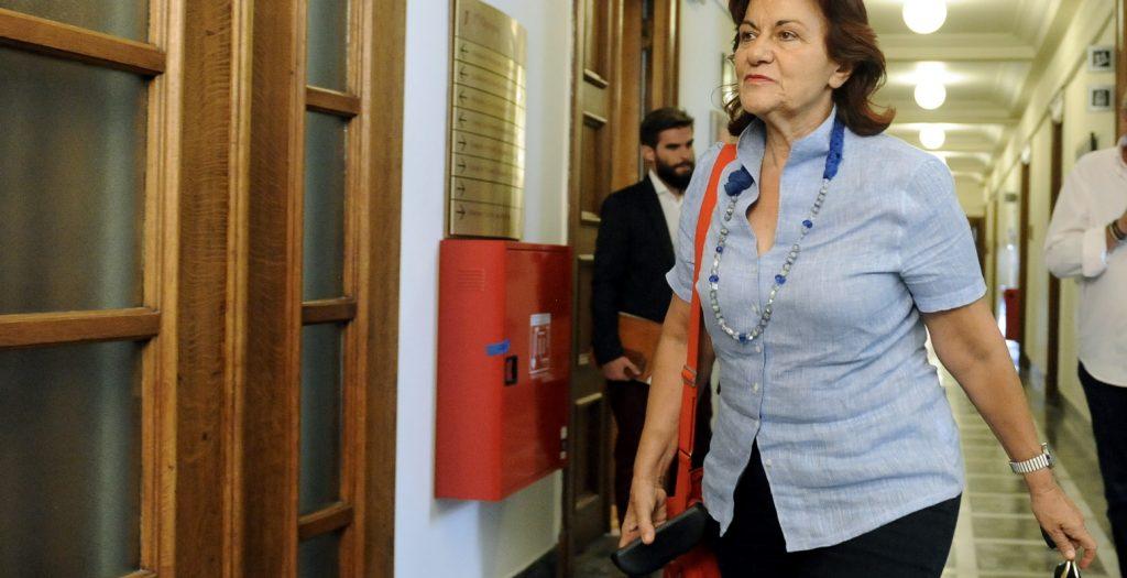 Θεανώ Φωτίου για την απειλητική επιστολή στον Κοτζιά: Δεν πρόκειται να τρομοκρατηθούμε | Pagenews.gr