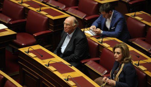 Πρόταση μομφής: Ο όρος Λεβέντη στον Μητσοτάκη για το Σκοπιανό | Pagenews.gr