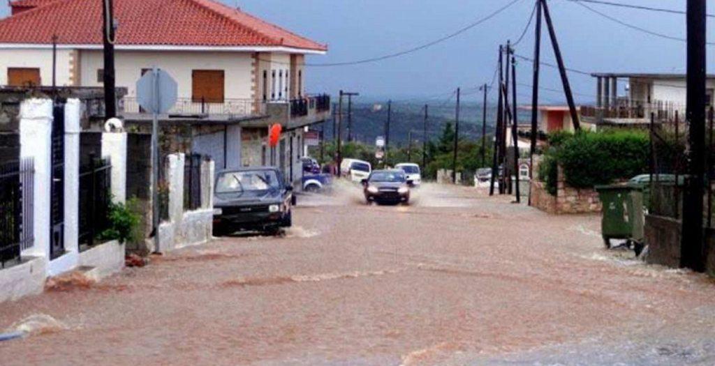 Η Ζάκυνθος μετρά τις πληγές από τη θεομηνία | Pagenews.gr