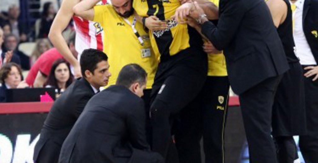 Τα ματς που χάνει ο Βασιλειάδης | Pagenews.gr