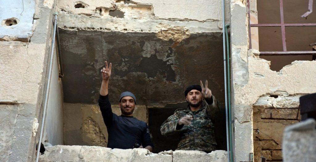 Συρία: 7 οργανώσεις της αντιπολίτευσης θα τηρήσουν την κατάπαυση πυρός | Pagenews.gr