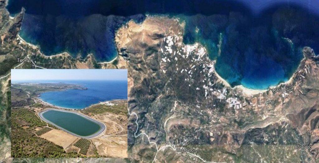 Χανιά: «Μάχη» στην Κίσσαμο για την λιμνοδεξαμενή Πλατάνου | Pagenews.gr