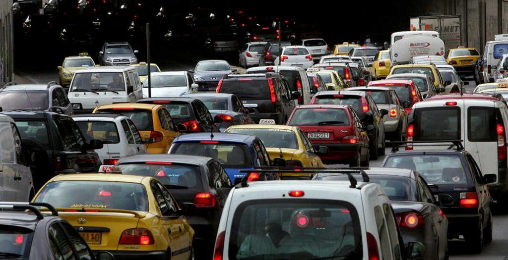 Κυκλοφοριακό «αλαλούμ» στο κέντρο της Αθήνας | Pagenews.gr