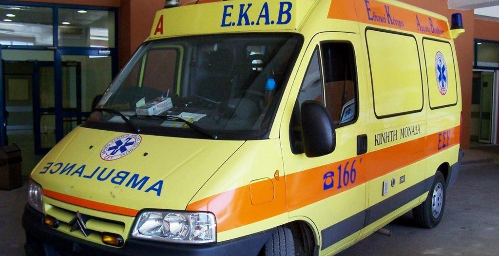Κρήτη: Τροχαίο ατύχημα με δύο τραυματίες | Pagenews.gr