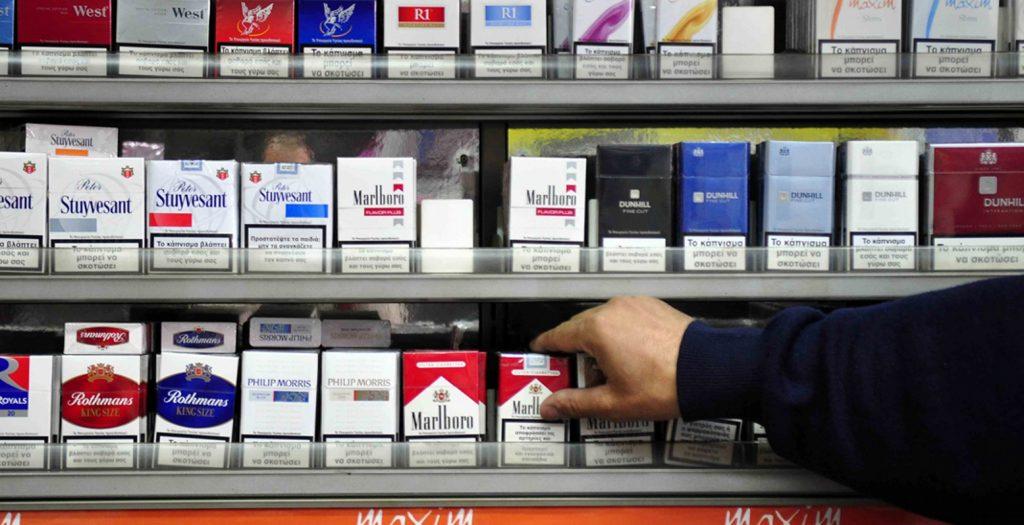ΙΟΒΕ: «Τρύπα» 100 εκατ. ευρώ από τη φορολογία στα καπνικά προϊόντα | Pagenews.gr