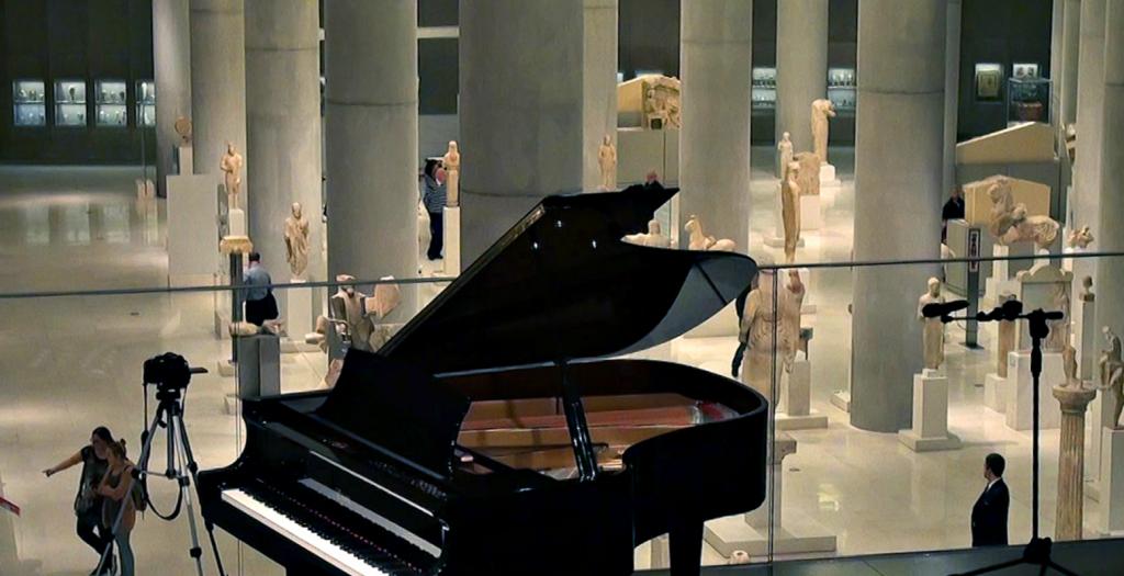 Ρεσιτάλ πιάνου στο Μουσείο Ακρόπολης | Pagenews.gr