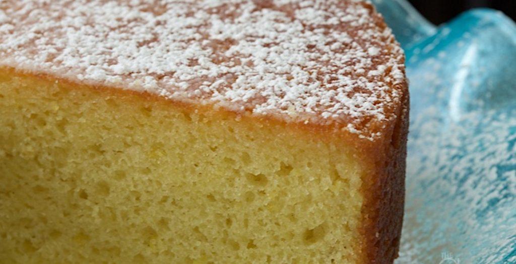Κέικ με γιαούρτι | Pagenews.gr