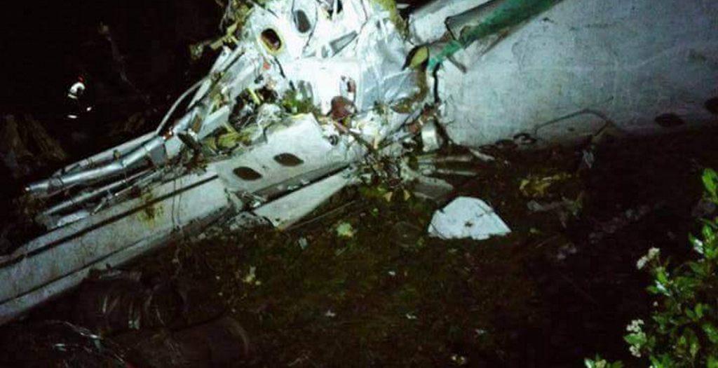 Συντριβή αεροσκάφους με 81 επιβαίνοντες στην Κολομβία | Pagenews.gr
