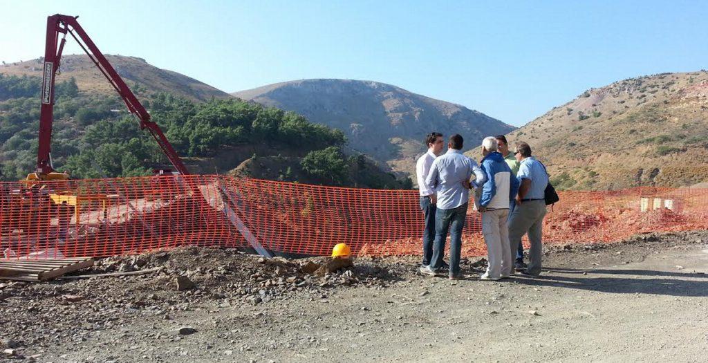 Χίος: Κλείνει ο επικός κύκλος του Φράγματος στης Κόρης το Γεφύρι | Pagenews.gr