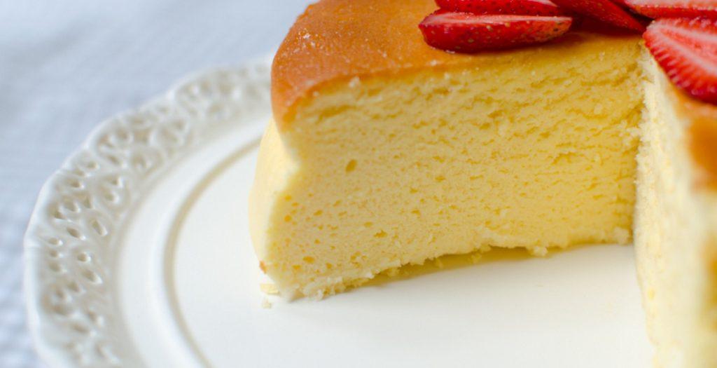 Γιαπωνέζικο cheesecake   Pagenews.gr