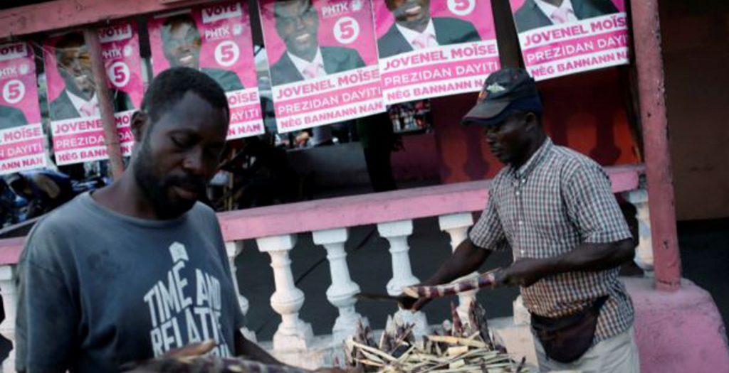 Ο Ζοβενέλ Μουάζ νέος πρόεδρος της Αϊτής   Pagenews.gr