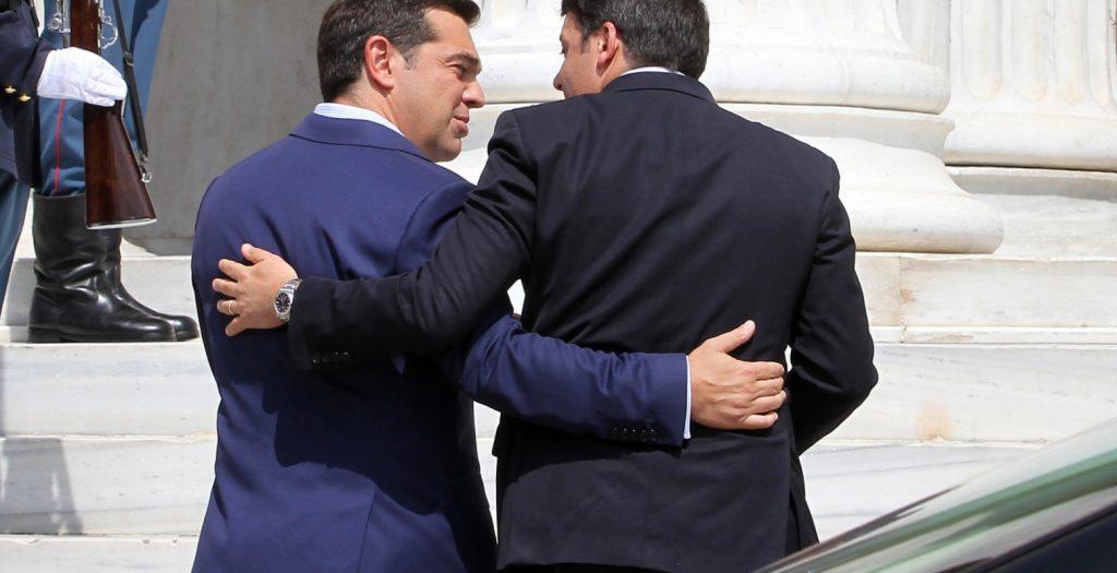 «Καμπανάκια» στην Αθήνα για το ιταλικό μέτωπο   Pagenews.gr