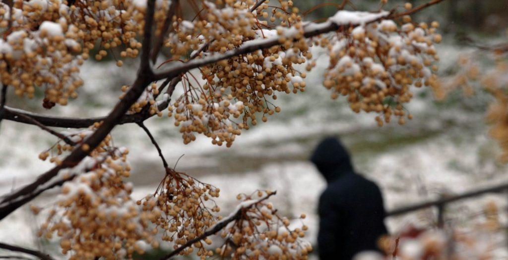 Προβλήματα από το χιόνι σε όλη τη χώρα   Pagenews.gr