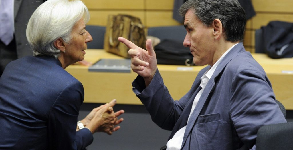 ΔΝΤ: Ούτε βήμα πίσω στα μέτρα – Εσπευσμένα στην Ουάσινγκτον ο Τσακαλώτος | Pagenews.gr