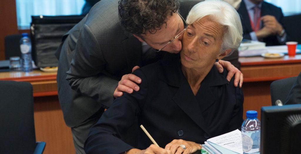 «Πόλεμος» Κομισιόν-ΔΝΤ με τα «σκάγια» στην Ελλάδα | Pagenews.gr