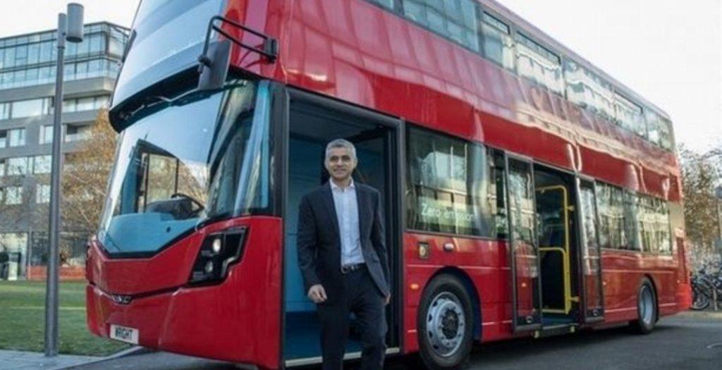 Λονδίνο: Το πρώτο διώροφο λεωφορείο υδρογόνου στον κόσμο | Pagenews.gr
