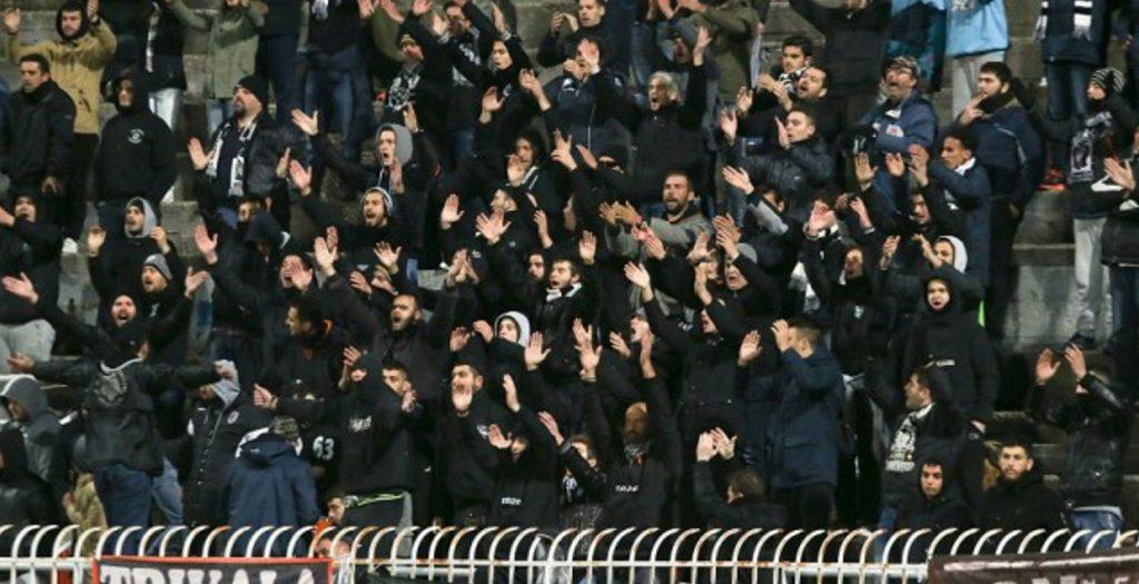 «Γιούχα» στους παίκτες του ΠΑΟΚ μετά τη λήξη (vid) | Pagenews.gr