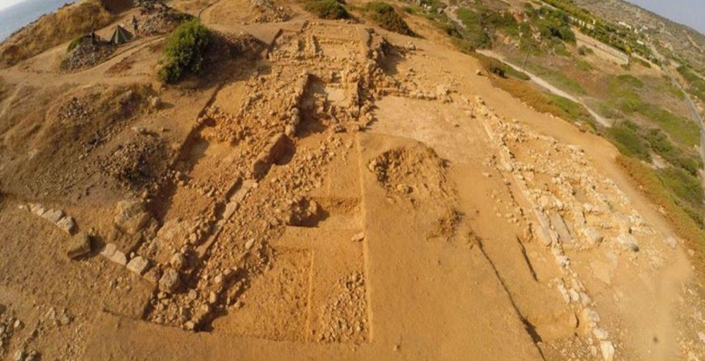 Χρυσό ενώτιο – απόδειξη της ελληνιστικής επιρροής ανακαλύφθηκε στην Ιερουσαλήμ   Pagenews.gr