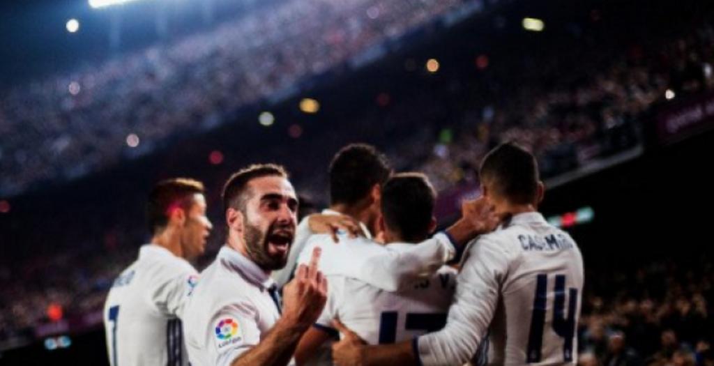 Βράζει η Βαρκελώνη! Η απίστευτη χειρονομία του Καρβαχάλ στο 1-1! | Pagenews.gr