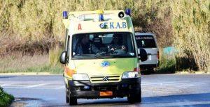 Ηράκλειο: Ηλικιωμένος έπεσε στο κενό | Pagenews.gr