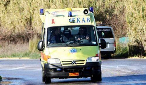 Ηράκλειο: Ηλικιωμένος έπεσε στο κενό   Pagenews.gr