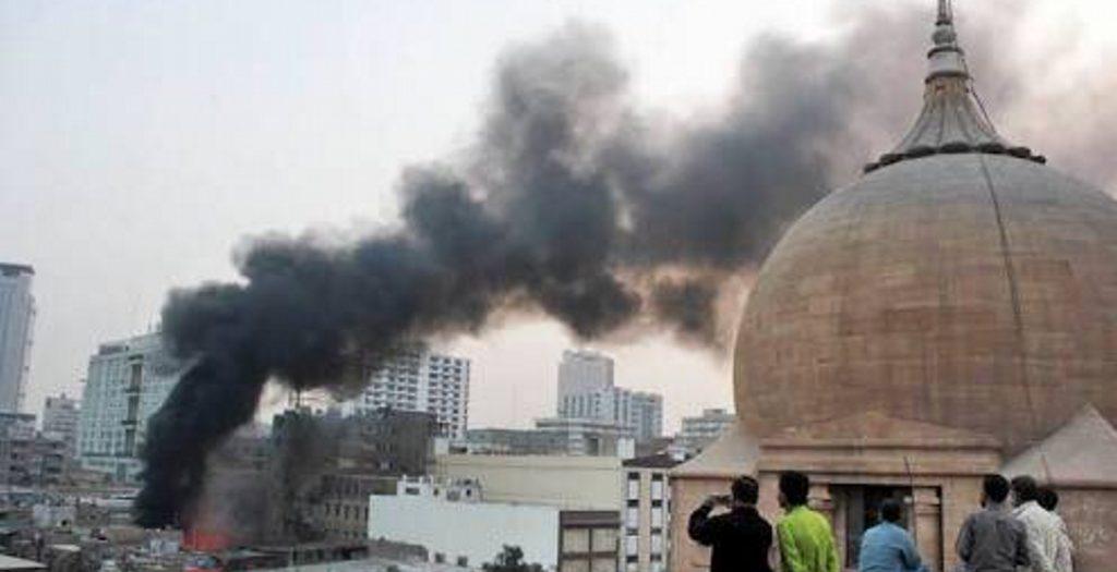 Πακιστάν: Τουλάχιστον 11 νεκροί από φωτιά σε ξενοδοχείο | Pagenews.gr
