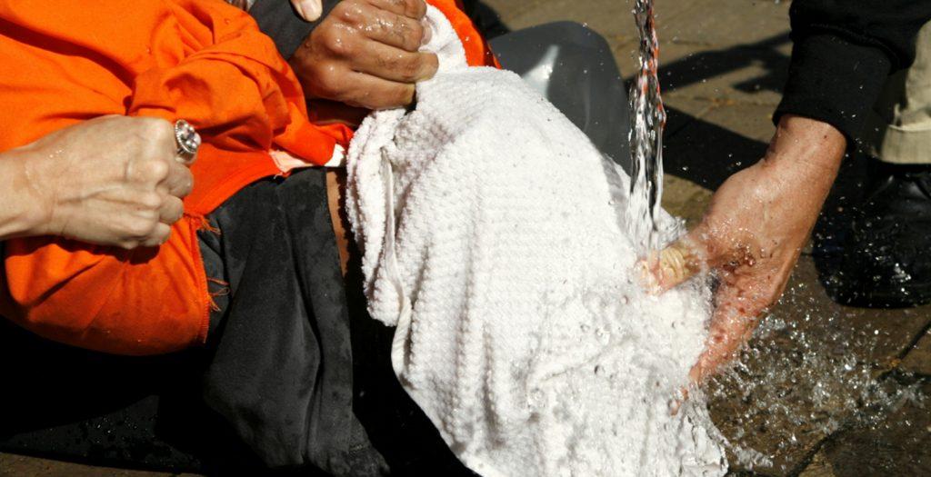 Έρευνα: Δεν «ενοχλείται» το 50% του πληθυσμού από την ιδέα των βασανιστηρίων   Pagenews.gr