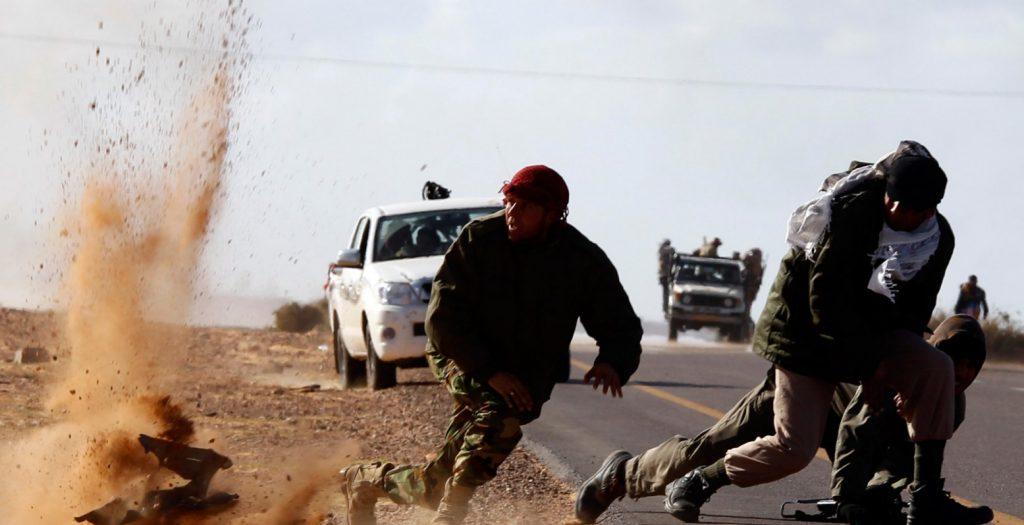 Έχασε τη Σύρτη ο ISIS | Pagenews.gr