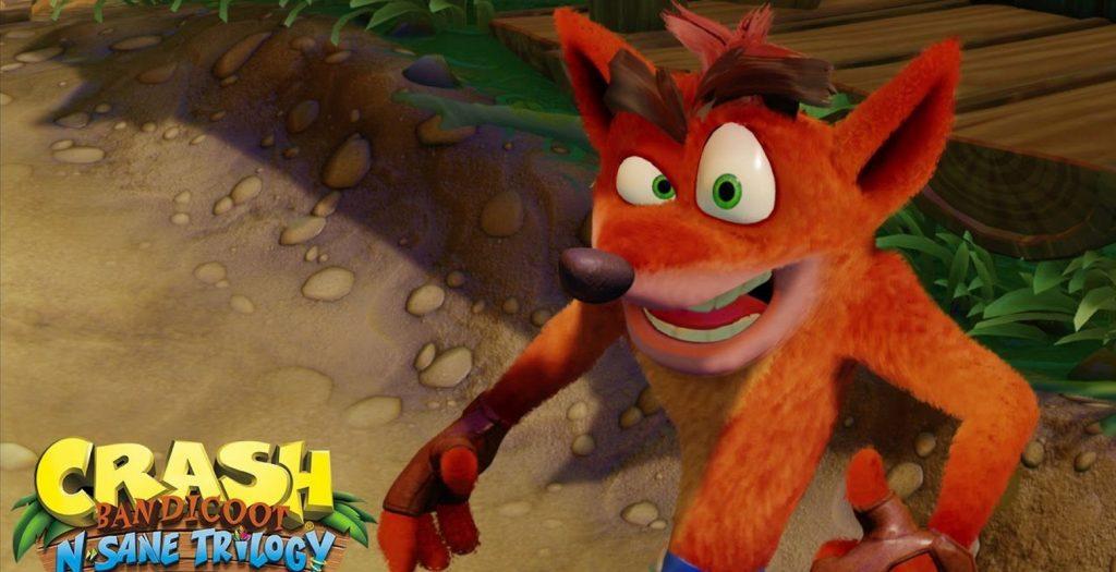 «Crash Bandicoot Insane Trilogy»: Η επιστροφή του Crash είναι γεγονός (video)   Pagenews.gr