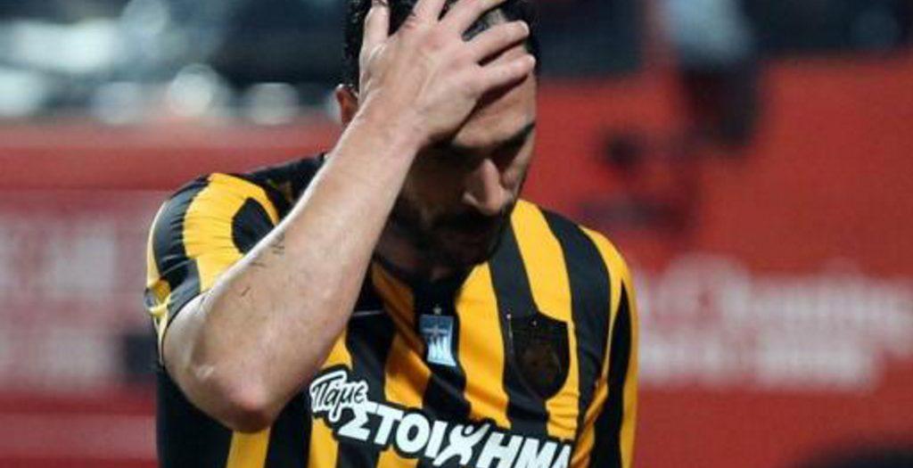 Κατρακύκλα που ελλοχεύει χειρότερους κινδύνους στην ΑΕΚ | Pagenews.gr
