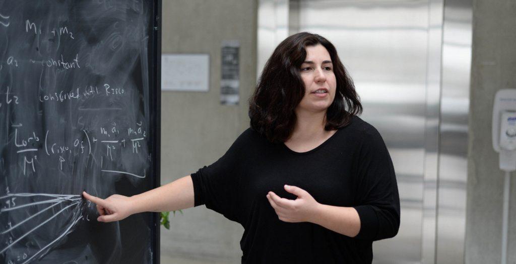 Το διεθνές βραβείο «New Horizons» στην Ελληνίδα φυσικό Ασημίνα Αρβανιτάκη | Pagenews.gr