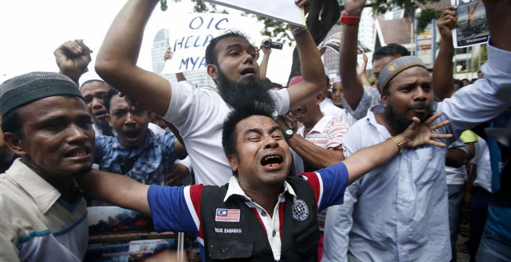 21.000 Ροχίνγκια στο Μπανγκλαντές από τις διώξεις  του βιρμανικού στρατού | Pagenews.gr