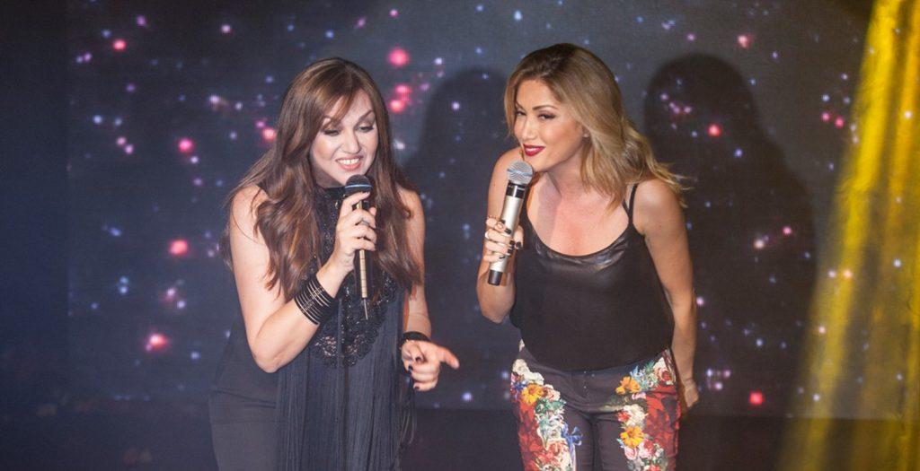 Καίτη Γαρμπή και Στέλλα Καλλή, έριξαν… Φως στη διασκέδαση! (photos) | Pagenews.gr