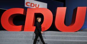 Συνέδριο CDU: Άρχισε η διαδικασία της ψηφοφορίας | Pagenews.gr