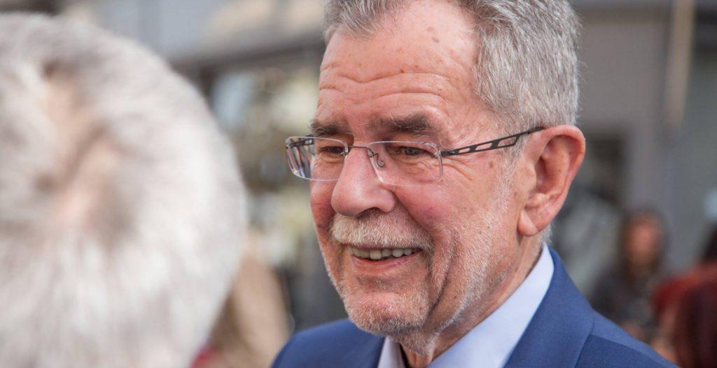 Βαν ντερ Μπέλεν: Θέλω να είμαι ένας πρόεδρος για όλους τους Αυστριακούς   Pagenews.gr