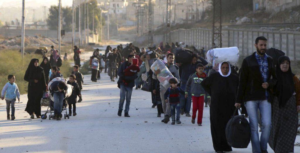 Συρία: Όλο το Χαλέπι υπό τον έλεγχο του Άσαντ | Pagenews.gr