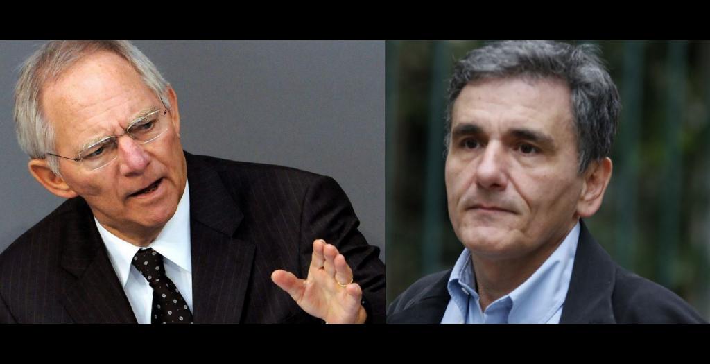 Τελεσίγραφο Σόιμπλε: Ή μέτρα ή Grexit, δεν υπάρχει άλλος δρόμος!   Pagenews.gr