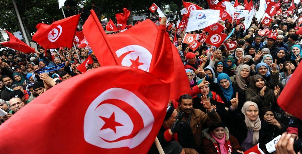 Τυνησία: Χιλιάδες δικηγόροι διαδήλωσαν εναντίον των νέων φόρων | Pagenews.gr