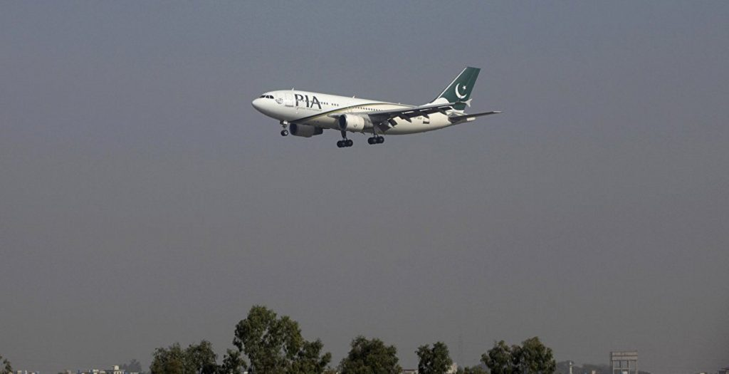 Συντριβή αεροπλάνου με 40 επιβάτες στο Πακιστάν | Pagenews.gr